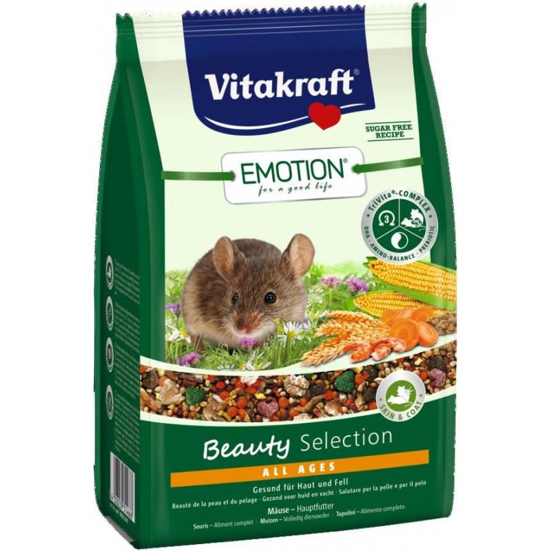 Корм VITACRAFT EMOTION BEAUTY для мышей
