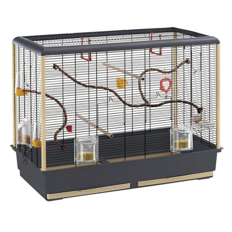 Клетка Ferplast Piano 6 для канареек и других мелких экзотических птиц