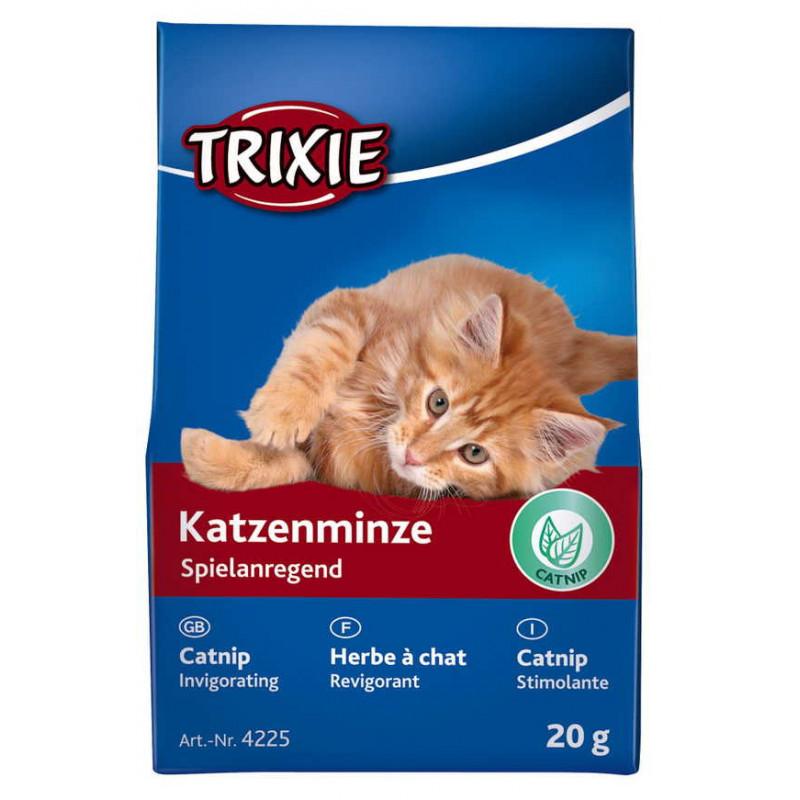 Trixie (Трикси). Кошачья мята в гранулах для котов