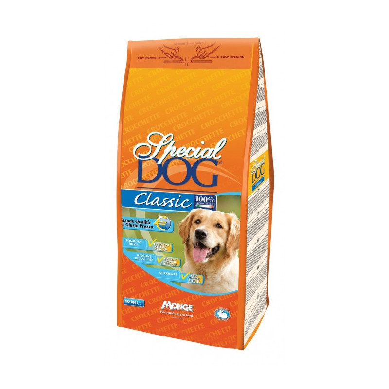 Gemon (Джемон) Special Dog Classic Canine - Сухой корм для взрослых собак с нормальной физической активностью