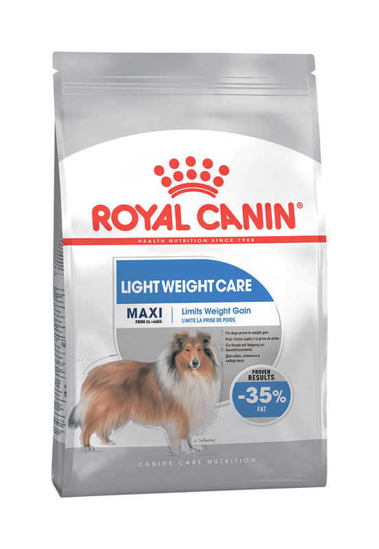 Royal Canin Maxi Light Weight Care для снижения веса
