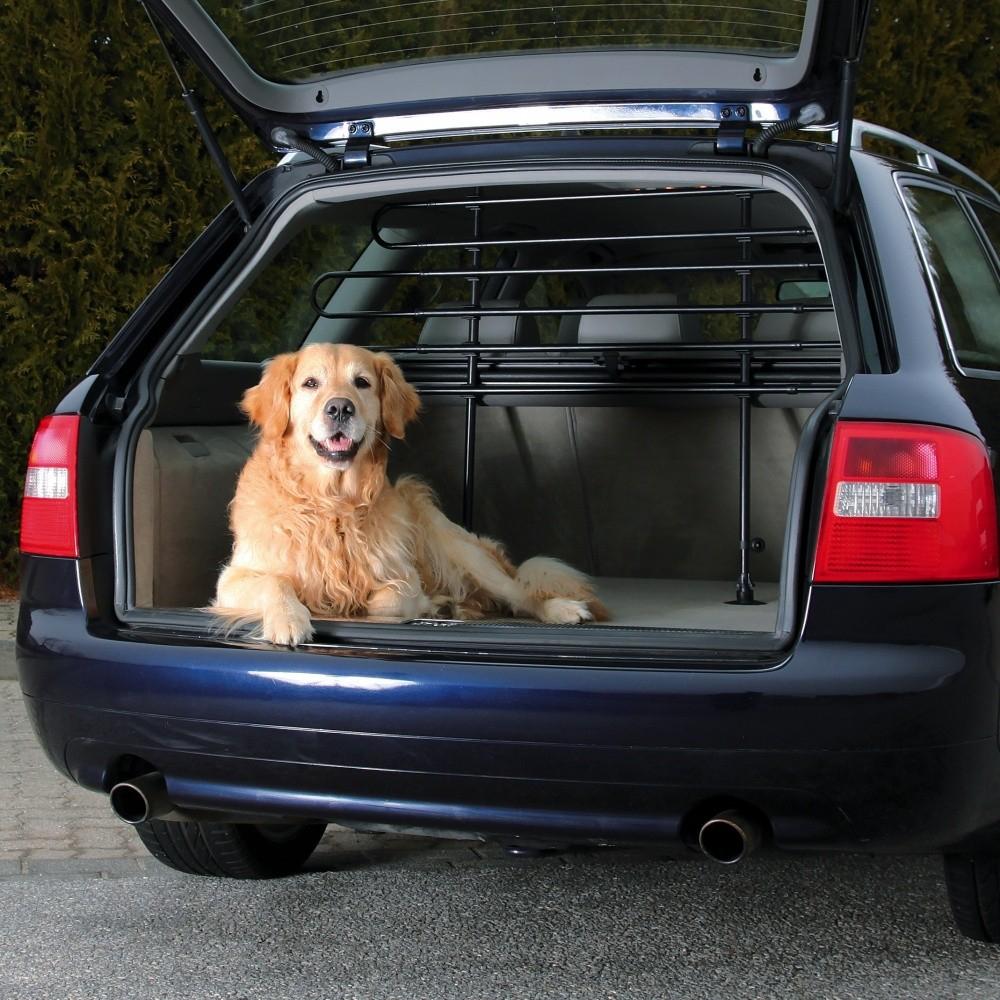 Trixie (Трикси) Автомобильная решетка в багажник, 3-х секционная