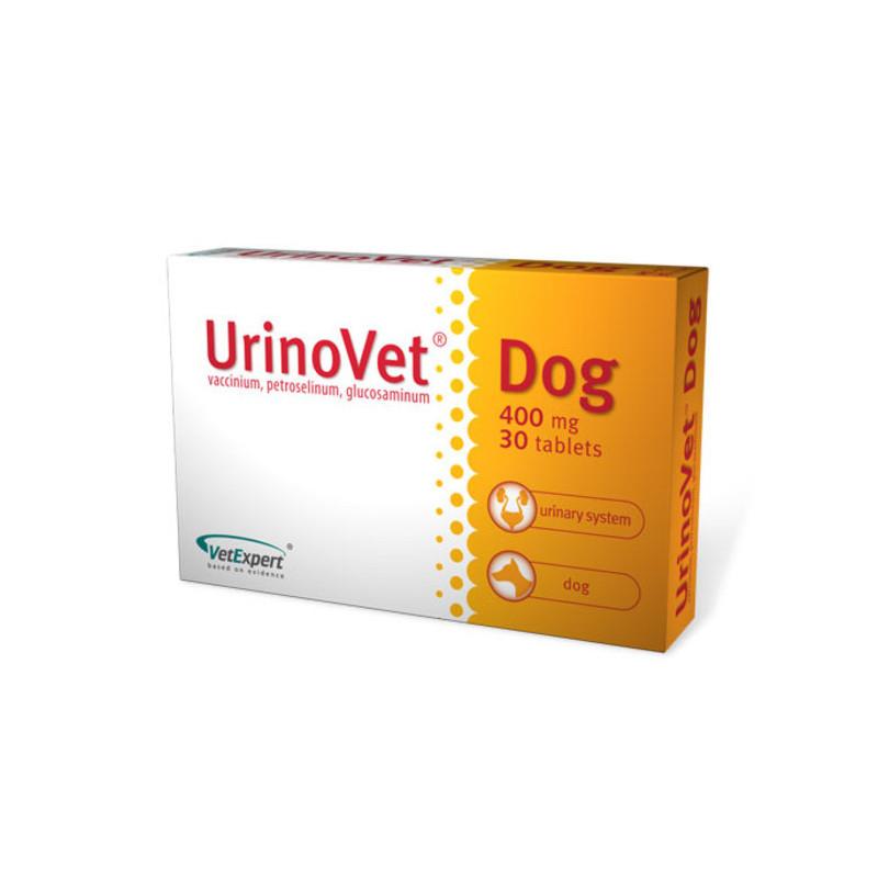 VetExpert (ВетЭксперт) UrinoVet Dog Поддержание и восстановление функций мочевой системы у собак