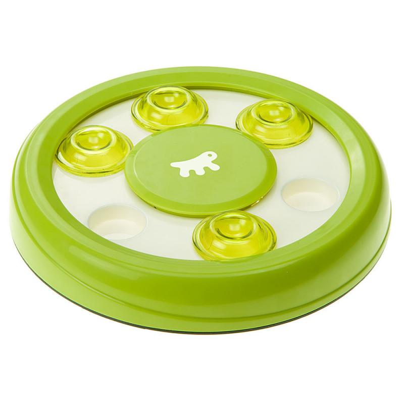 Интерактивная игрушка пластик Ferplast Discovery для кошек с тайниками для лакомства