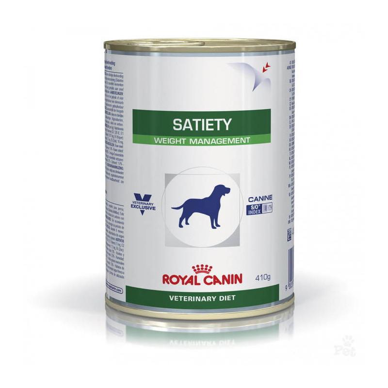 Royal Canin  SATIETY WEIGHT MANAGEMENT CANINE Cans ветеринарная диета для собак