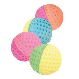 Игрушка Trixie Набор мячей из мягкой резины