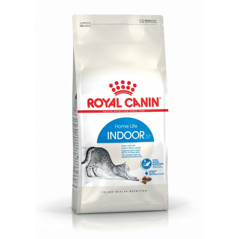 Royal Canin (Роял Канин) Indoor - Сухой корм с птицей для домашних кошек