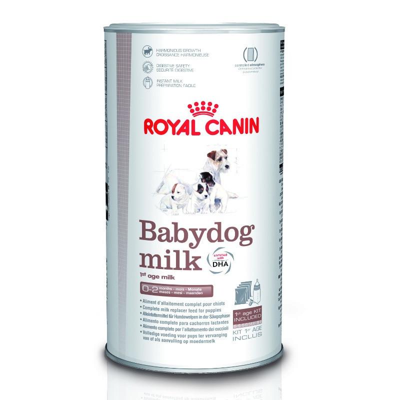 Royal Canin (Роял Канин) Babydog Milk - Заменитель молока для щенков от рождения