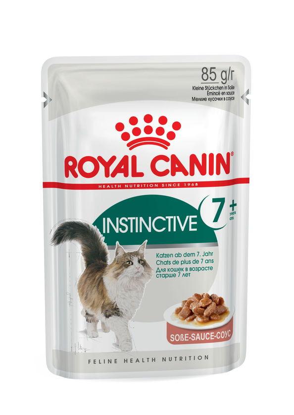 Royal Canin (Роял Канин) Instinctive +7 - Консервированный корм для кошек старше 7 лет - Фото 2