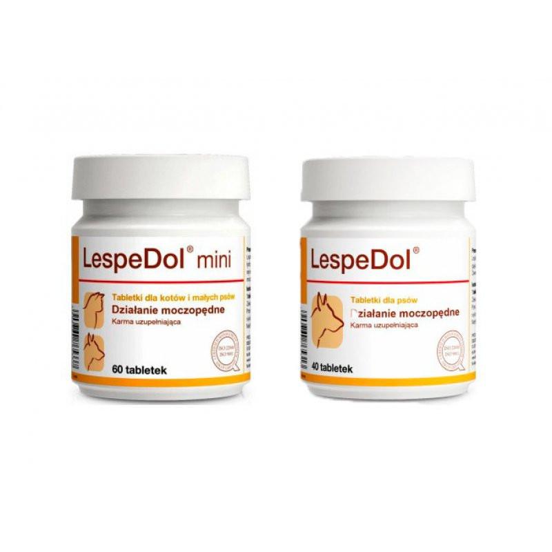 Dolfos (Долфос)  ЛеспеДол - специальная добавка для кошек и собак с заболеваниями мочеполовой системы и почек