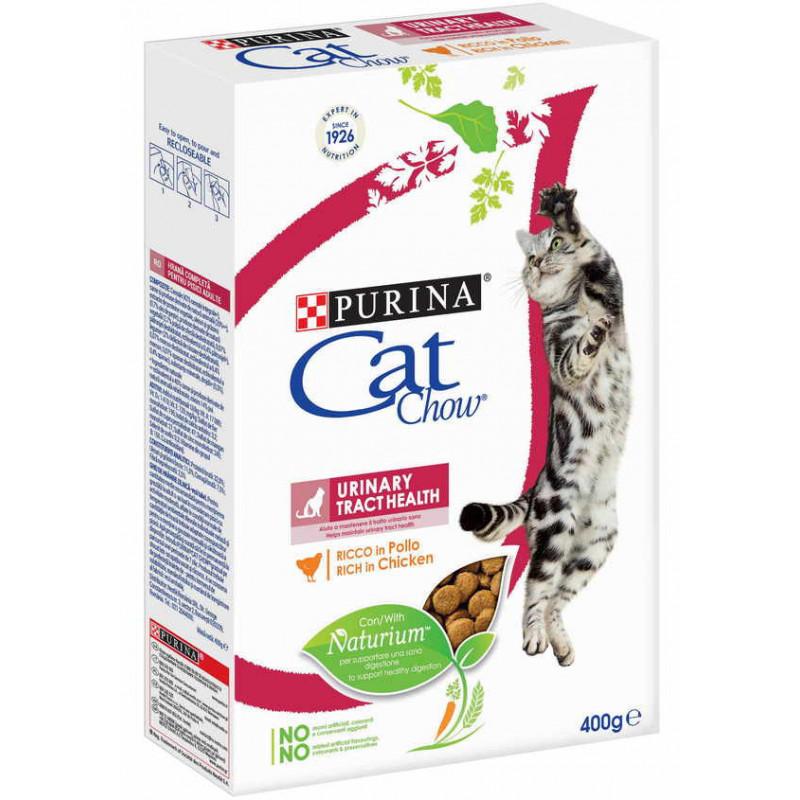 Cat Chow (Кэт Чау) Urinary Tract Health - Сухой корм с курицей для кошек, предназнаенный для поддержания здоровья мочевыводящих путей