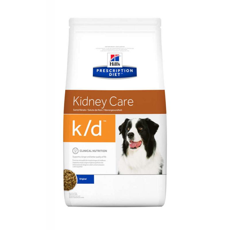 Hill's (Хиллс) Prescription Diet k/d Kidney Care - Корм-диета для собак ЗДОРОВЬЕ СЕРДЦА И ПОЧЕК