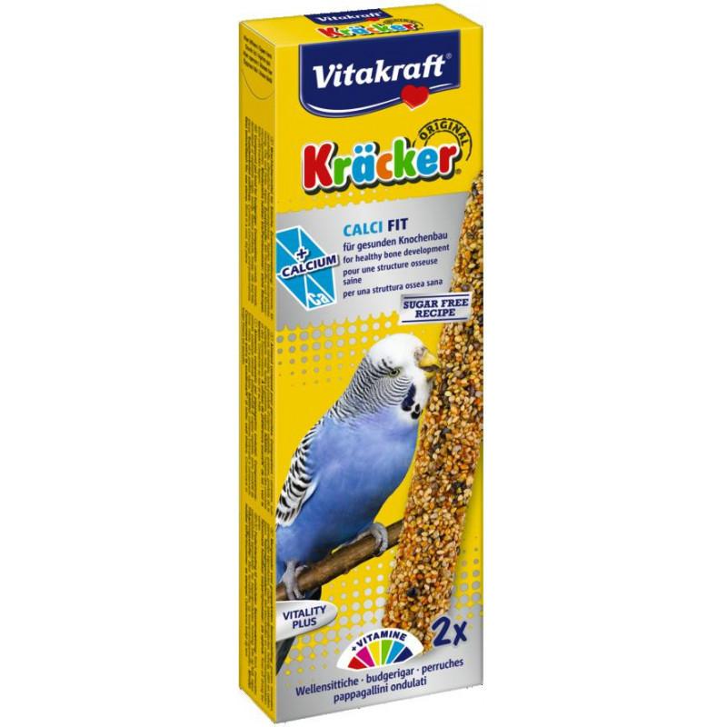 Крекер VITACRAFT для волнистых попугаев с кальцием