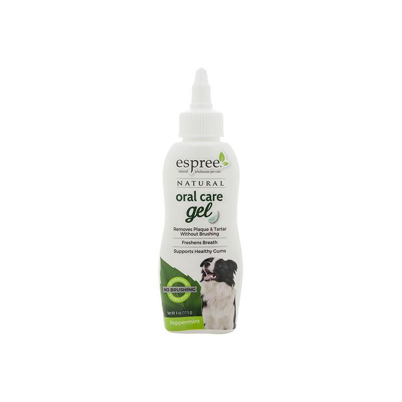 ESPREE (Эспри) Natural Oral Care Gel Peppermint - Гель для ухода за зубами с мятой для собак