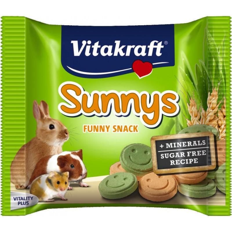 Витамины VITACRAFT SUNNYS для грызунов