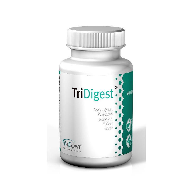 VetExpert (ВетЭксперт) TriDigest Пищевая добавка, поддерживающая пищеварение у собак и кошек