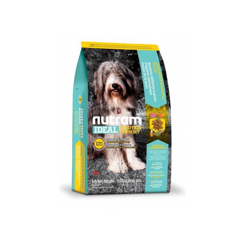 Nutram (Нутрам)  I20 Ideal Solution Support Sensitive Skin, Coat & Stomach Dog