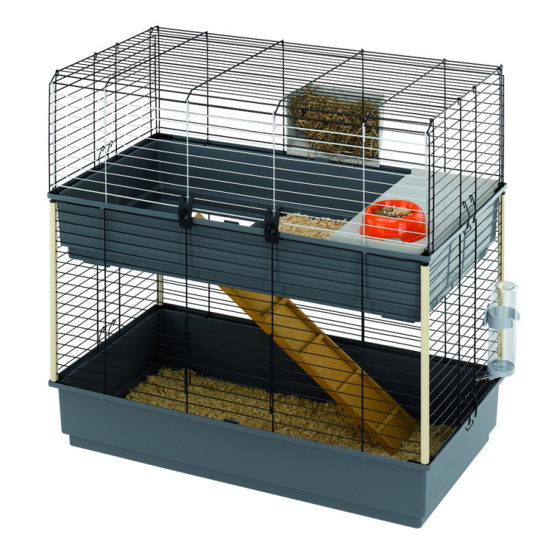 Клетка для средних грызунов Ferplast (Ферпласт) Rabbit Double