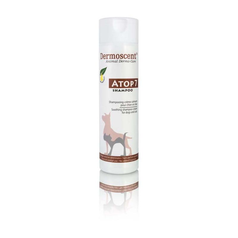 Dermoscent (Дермосент) ATOP 7 Shampoo Успокаивающий шампунь-крем