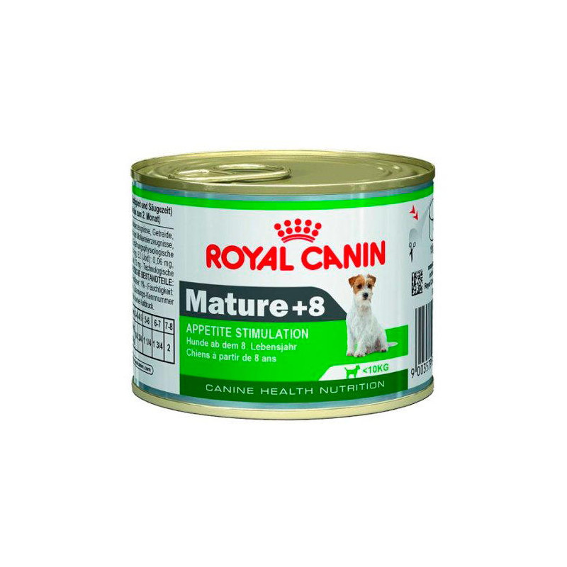 Консервы Royal Canin Mature +8 для стареющих собак старше 8 лет