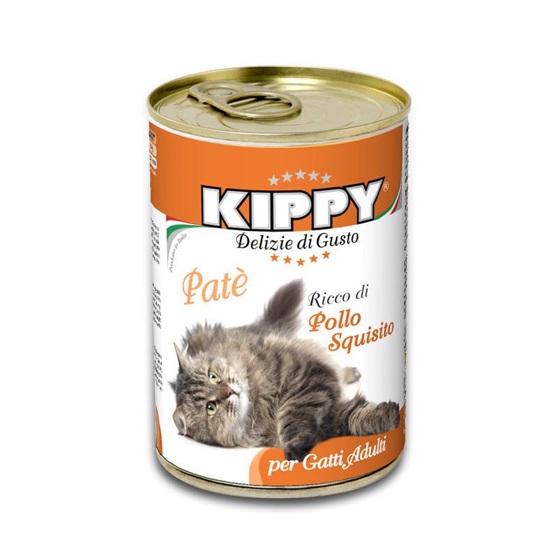 Kippy (Киппи) Cat - Консервы с курицей для кошек