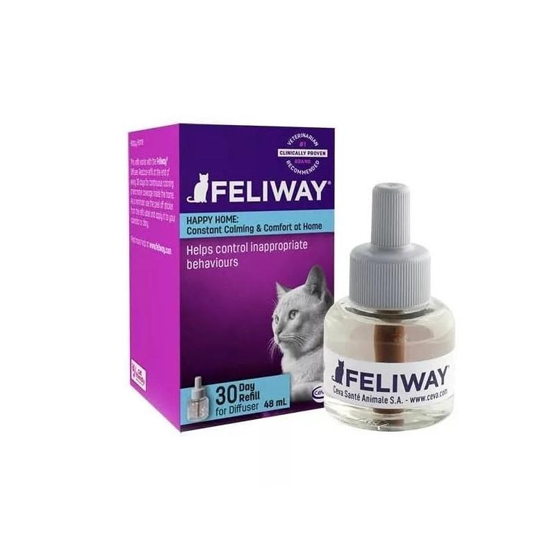 Ceva (Сева) Feliway Classic (сменный блок) - Средство для коррекции поведения у кошек