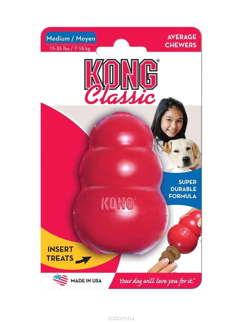 KONG Classic (Конг Классик) - Игрушка для собак