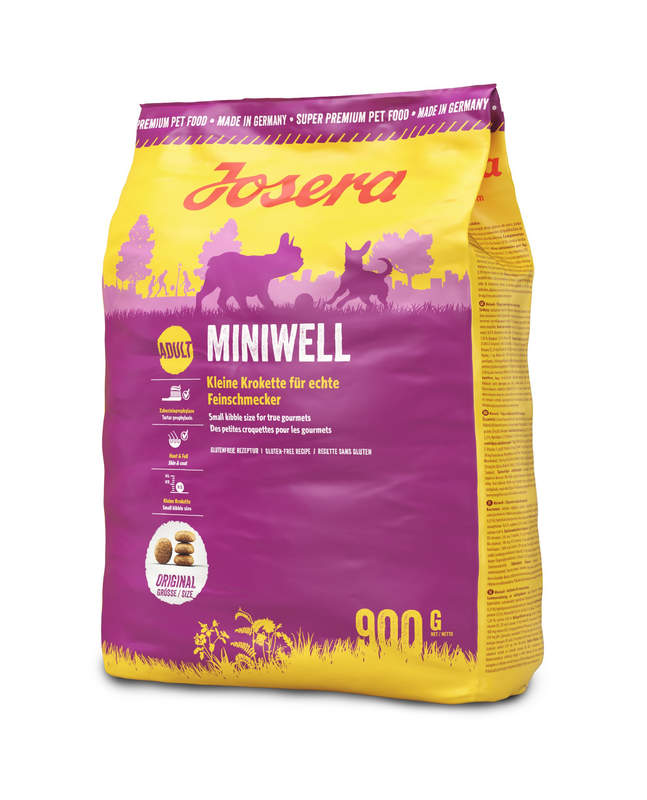 Josera (Йозера) Miniwell - Сухой корм для собак малых пород - Фото 2