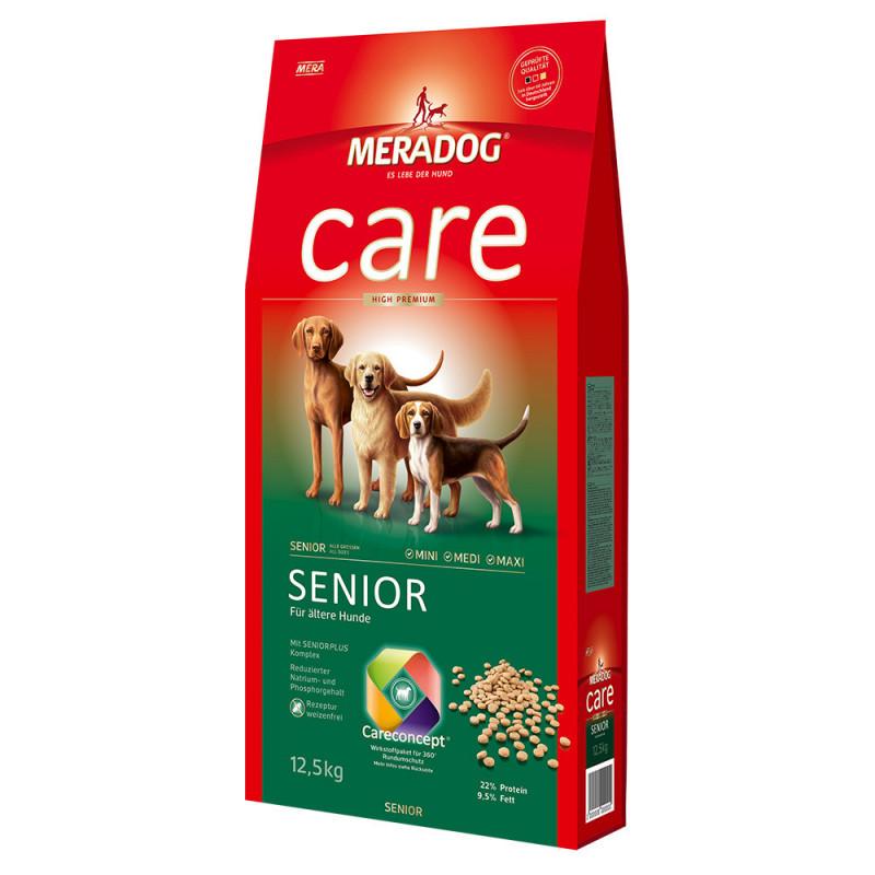 Сухой корм Meradog Care Senior для собак пожилого возраста