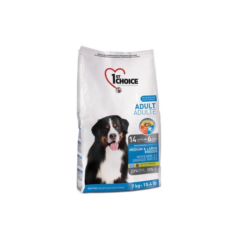 1st Choice (Фест Чойс) Adult Medium&Large Breeds - Сухой корм с курицей для взрослых собак средних и крупных пород