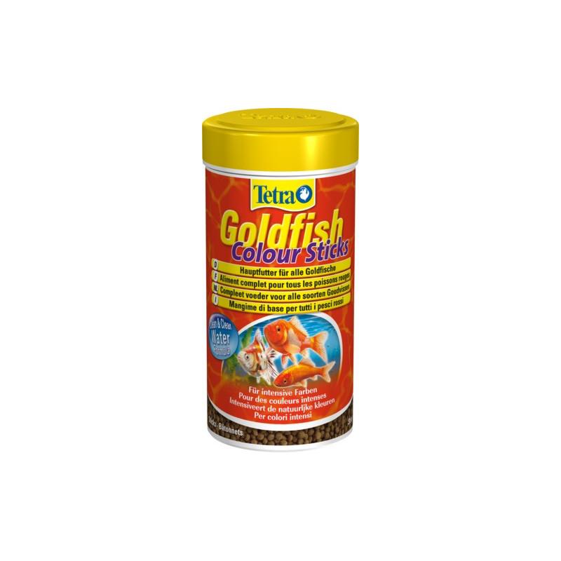Корм Tetra Goldfish Colour Sticks