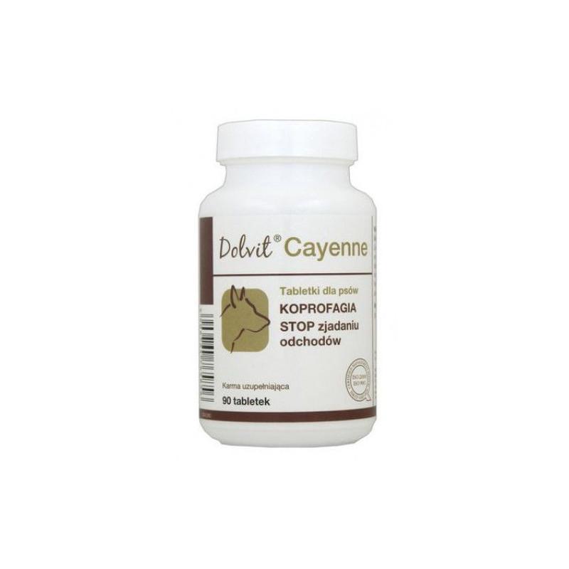 Dolfos (Долфос) Долвит Каен - комплекс витаминов и микроэлементов от копрофагии