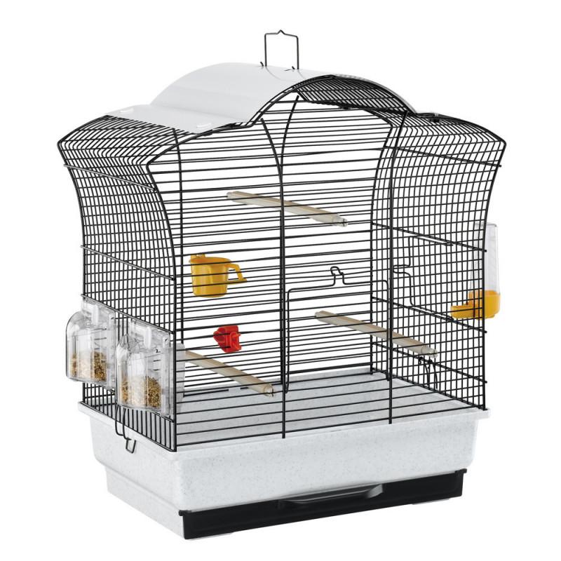Клетка с защитной панелью от солнца Ferplast GaIa Sun для канареек и других мелких птиц