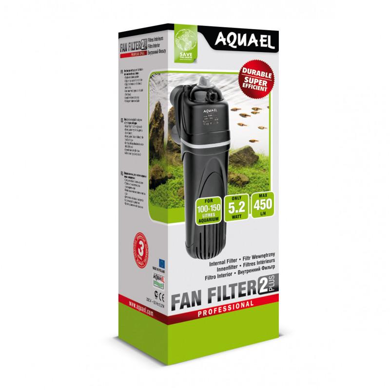 Фильтр AQUA EL FAN-2 PLUS для аквариума