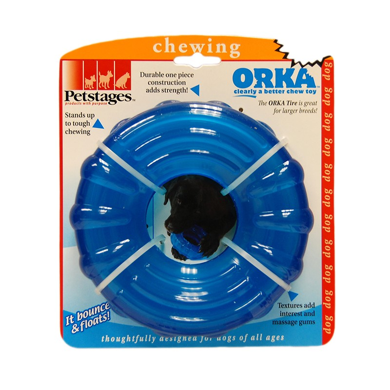 PETSTAGES Orka Tire Игрушка для собак