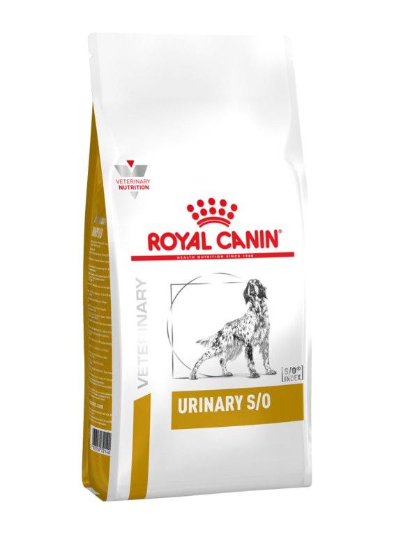 Royal Canin (Роял Канин) Urinary S/O Dog - Сухой корм для собак при заболеваниях мочевыделительной системы