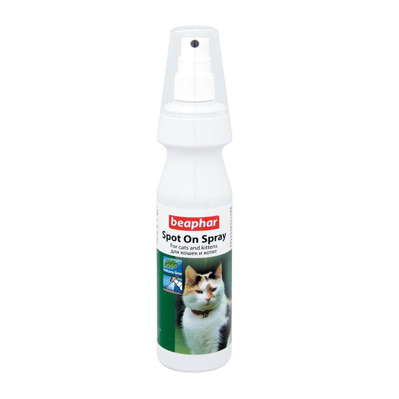 Beaphar (Биафар) Spot On Spray Cat Спрей от блох и клещей для котов и котят