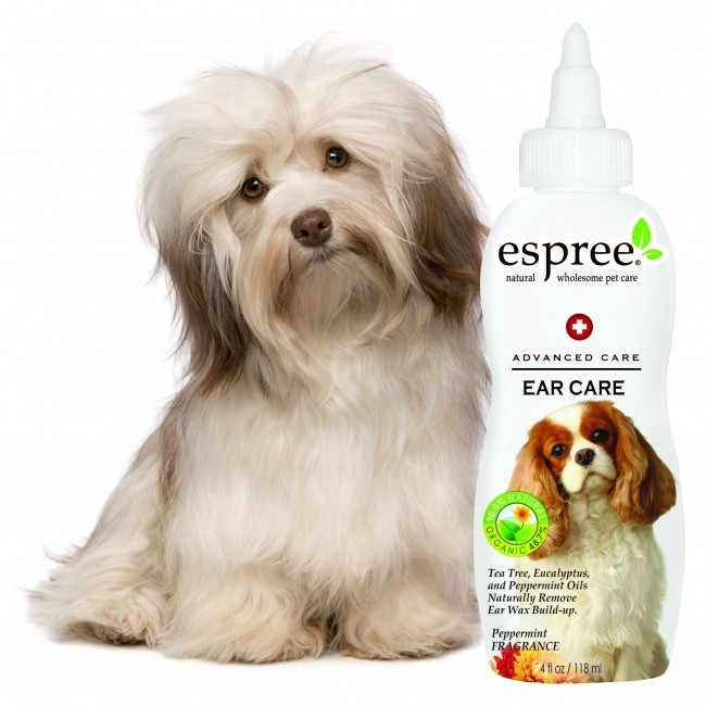 ESPREE (Эспри) Ear Care - Очиститель ушей с мятой для собак - Фото 3