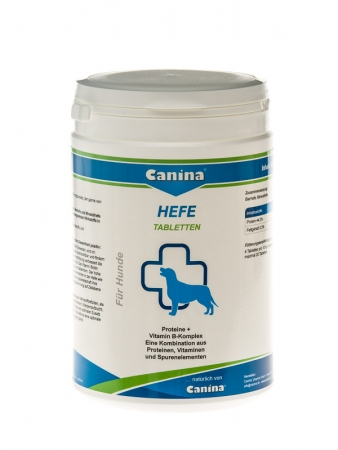 Canina (Канина) Hefe tabletten - Дрожжи в таблетках для собак - Фото 3