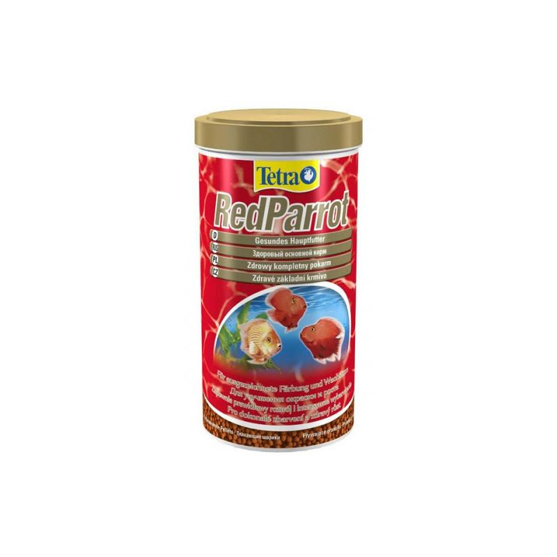 Корм TETRA RED PARROT для рыб-попугаев