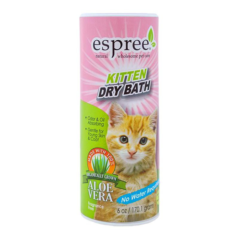 ESPREE (Эспри) Kitten Dry Bath - Сухой шампунь для котят