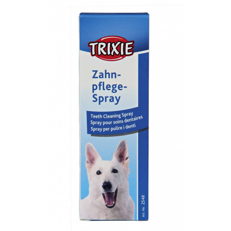 Trixie (Трикси) Спрей для ухода за зубами с фтором, для собак