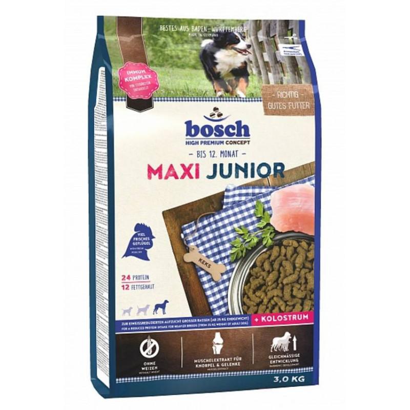 Bosch (Бош) Junior Maxi - Сухой корм с домашней курицей для юниоров крупных пород