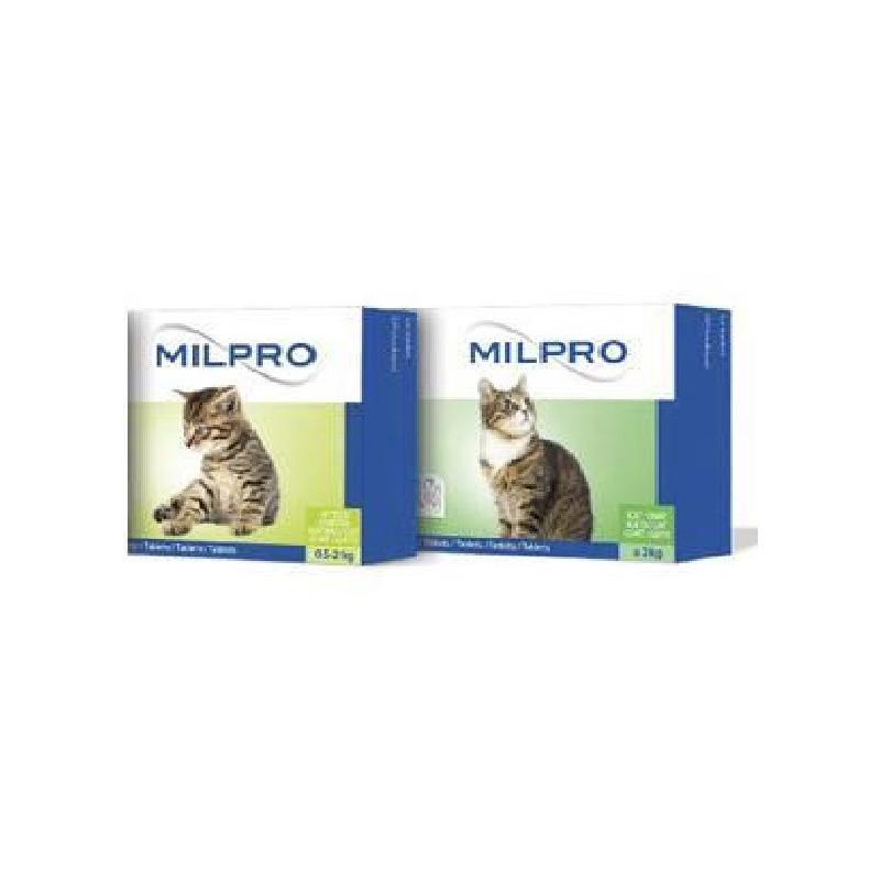 Милпро (Milpro) - противопаразитный препарат, эффективный антигельминтик
