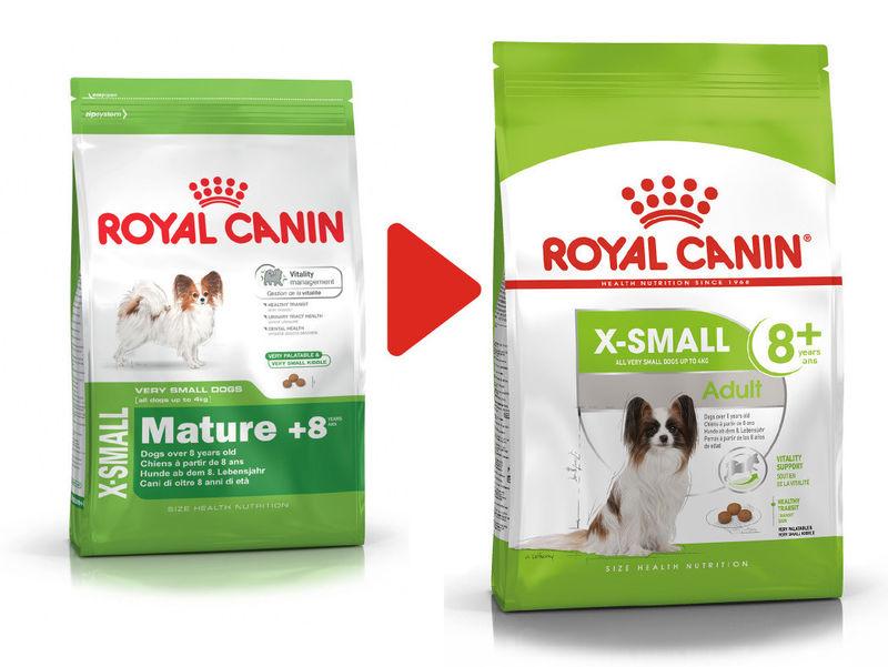 Royal Canin X-Small Mature 8 для миниатюрных собак от 8 лет - Фото 3