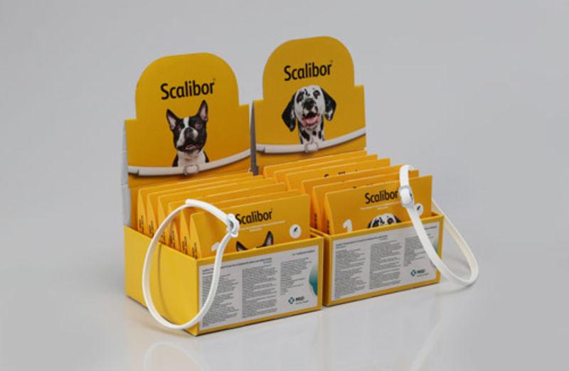 Scalibor (Скалибор) by MSD Animal Health - Противопаразитарный ошейник от блох и клещей для собак - Фото 4