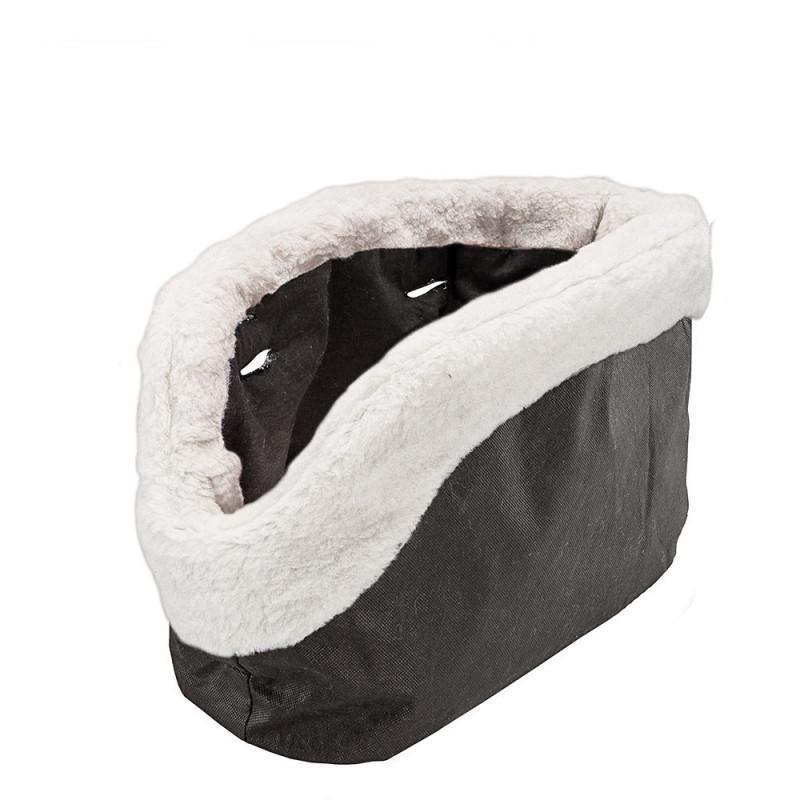 Чехол хлопок + искуственный мех для сумки-переноски FERPLAST With Me