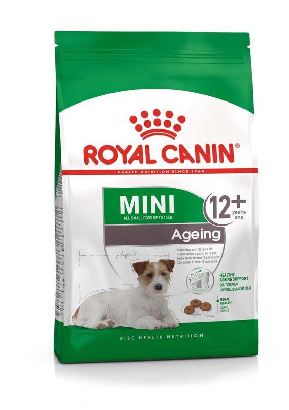 Royal Canin Mini Ageing 12 для собак старше 12 лет