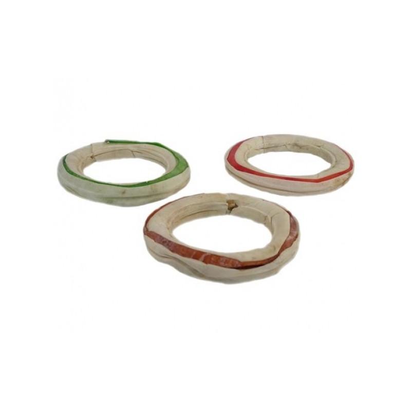 Camon Papillon кольца из прессованой кожи