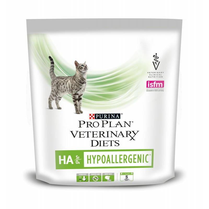 Pro Plan Veterinary Diets (Про План Ветеринари Диетс) by Purina HA Hypoallergenic - Сухой гипоаллергенный корм для кошек
